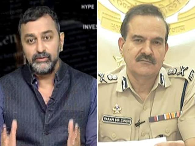 """Video : """"Got Evidence From BARC"""": Mumbai Commissioner On TV Ratings Probe"""