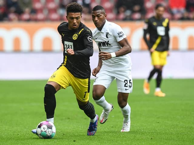 Jadon Sancho Wont Join Manchester United In Current Transfer Window: Borussia Dortmund