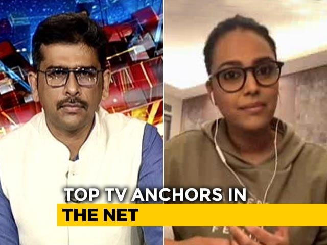 Video : Shameful Narrative Spun By Mainstream Media: Swara Bhasker
