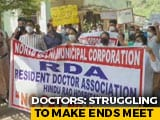 Video : Doctors At Delhi Hospital To Abstain From Work From Today