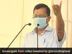 """All Indians Have Right To Free Covid Vaccine,"" Says Arvind Kejriwal"