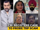 Video : TRP Scam Probe Took A Political Turn?