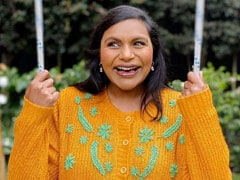 What Actress Mindy Kaling Wrote About Her Baby Boy