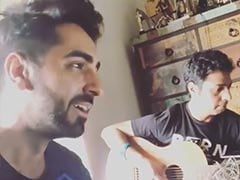 "Here's What Ayushmann Khurrana Shared For ""Multi-Talented"" Kishore Kumar On His Death Anniversary"