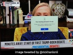 Hillary Clinton's Hilarious Tweet After Reaching Zoom's Time Limit On TV
