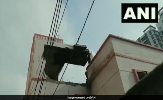 BJP Demands NIA Probe In Bengal's Beleghata Blast