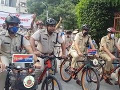 अपराधियों की धरपकड़ के लिए दिल्ली पुलिस ने की 'कॉप्स ऑन व्हील्स' मुहिम की शुरुआत