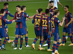 Champions League: Barcelona Start Afresh With Five-Goal Rout Of Ferencvaros