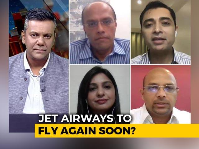 Video : Jet Airways Resolution Plan Takes Off