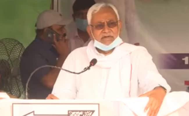 Nitish Kumar Supports Population-Proportionate Reservation For Castes