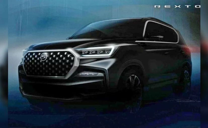 The 2021 SsangYong Rexton G4 facelift will make its global debut on November 4, 2020