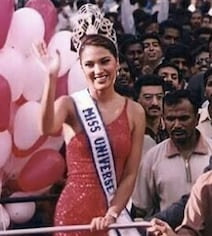 How The Miss Universe Officials Reacted To Lara's Homecoming In 2000
