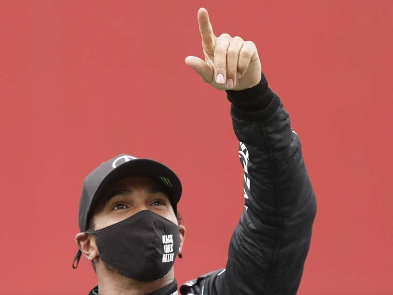 Hamilton has become the most successful F1 driver of all time at Mercedes