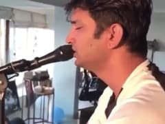 A Memory Of Sushant Singh Rajput Singing, Shared By Sister Shweta