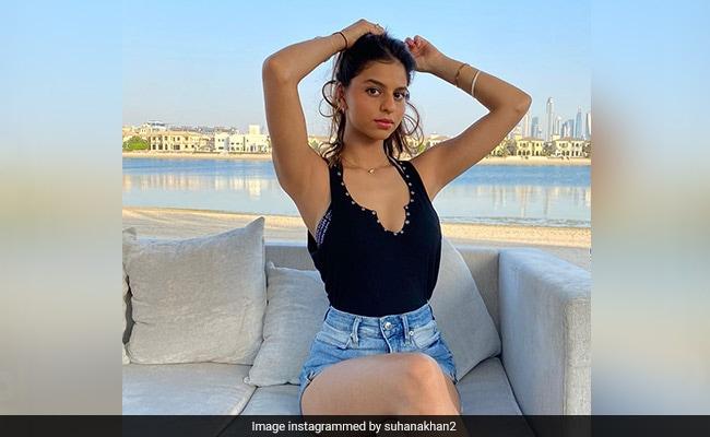 On Suhana Khan's Latest Instagram Post, Cousin Alia Chhiba Drops This Comment