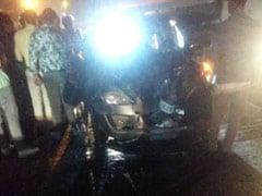 दिल्ली: डिनर के लिए घर से निकले थे 4 दोस्त, ट्रैक्टर से कार की टक्कर में 3 की मौत
