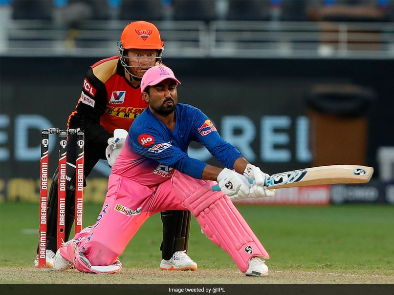 IPL 2020, SRH vs RR: Rahul Tewatia Talks About Playing Two Reverse-Sweeps Against Rashid Khan