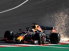 Portuguese GP: Max Verstappen And Lance Stroll Escape Action After Practice Collision