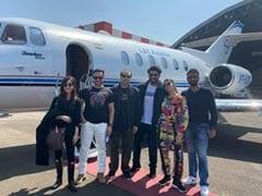 Saif Ali Khan, Arjun Kapoor, Jacqueline Fernandez And Yami Gautam Fly To Dalhousie For <i>Bhoot Police</i>