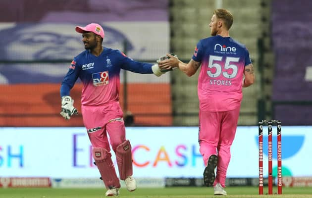Stokes, Samson Overshadow Gayles Heroics As RR End KXIPs Winning Streak