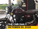 Video : Honda H'Ness Despatches, Tata Motors Discounts, Hero Splendor+ Custom Graphics