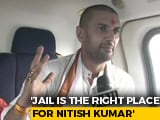 """Video : """"Jail Right Place For Him"""": Chirag Paswan Sharpens Attack On Nitish Kumar"""