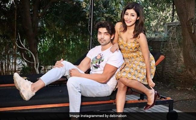 TV Stars Gurmeet Choudhary And Debina Bonnerjee Are COVID-Free Now. Read His Post