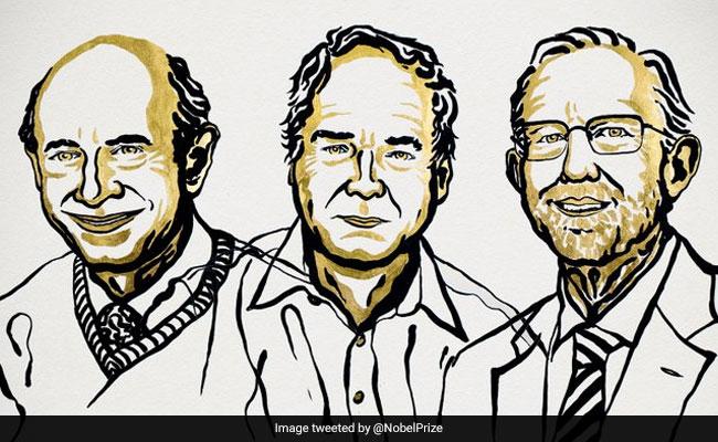 "3 Win Joint Nobel For Medicine ""For Discovery Of Hepatitis C Virus"""