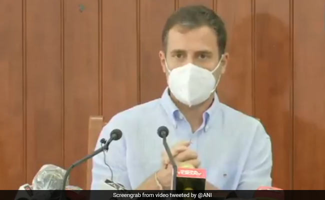 Flood Relief Kits From Rahul Gandhi Found abandoned In Vacant Kerala Shop