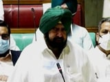 "Video : ""Not Afraid To Quit"": Amarinder Singh's 3 Bills Vs Centre's Farm Laws"