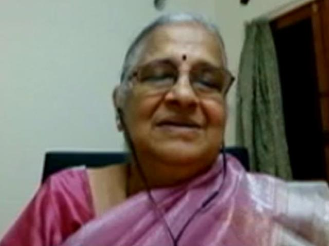 "Video : ""Always Did What Was Legally, Ethically Right"": Sudha Murty"