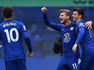 Premier League: Chelsea Share Spoils In 6-Goal Thriller, Liverpool Held To 2-2 Draw