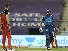 IPL 2020, MI vs RCB: Hardik Pandya, Chris Morris Reprimanded For Breaching Code Of Conduct
