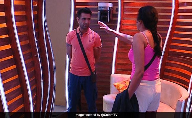 Bigg Boss 14 Written Update October 29, 2020: Eijaz Khan And Kavita Kaushik Get Into An Ugly Fight