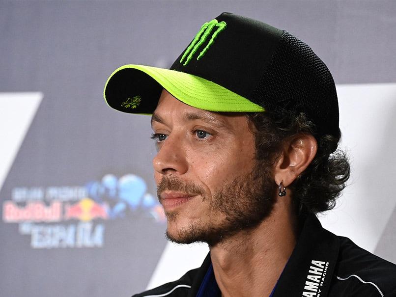 Moto GP: Valentino Rossi Tests Positive For Coronavirus, Misses Aragon Race