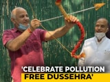 Video : Covid, Pollution Biggest Evils: Delhi Minister's Dussehra Message