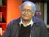 Video : Veteran Actor Soumitra Chatterjee, Covid+, In ICU; Gets Plasma Therapy