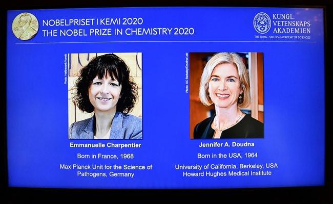 Women Gain Ground In Nobel Man's World