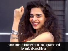 Over A Million Views For Mithila Palkar's Performance To '<i>Ban Than Chali</i>'