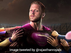 """Halloween With The Royals"": Rajasthan Royals Stars Portrayed As Fictional Characters. Guess Who's Who"