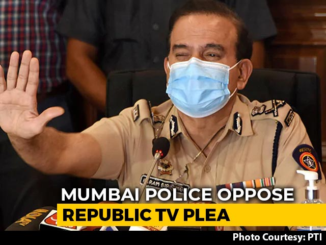 Video : Ratings Scam: Mumbai Cops Fight Republic TV's CBI Probe Plea In Top Court