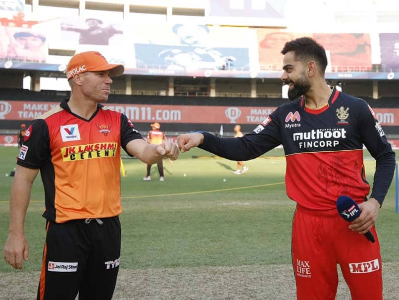 RCB vs SRH, IPL 2020 Live Scoreboard: SunRisers Hyderabad Win Toss, Opt To Bowl Against Royal Challengers Bangalore