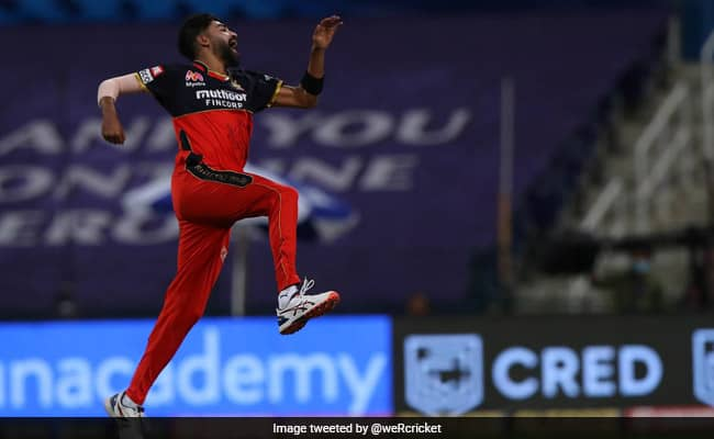 Mohammed Siraj becomes the FIRST bower to bowl TWO MAIDEN OVERS in an IPL match