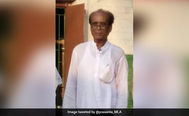 Former Odisha Congress MP Kartikeswar Patra Dies At 79
