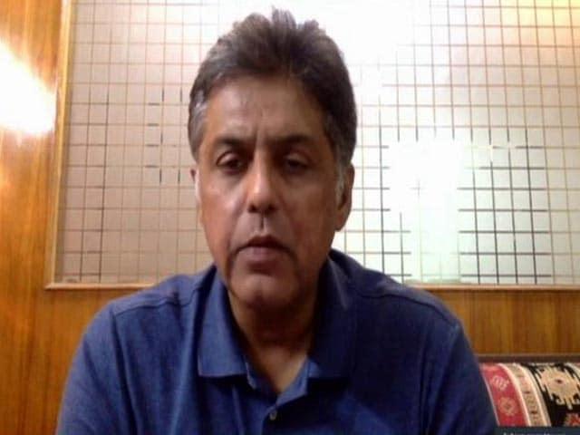 Video : The Bigger Problem Is Revenue Models Are Flawed: Manish Tewari On Rigged Ratings Debate