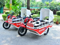 Hero MotoCorp Donates Four Xtreme 200R First Responder Vehicles To Himachal Pradesh Health Authorities