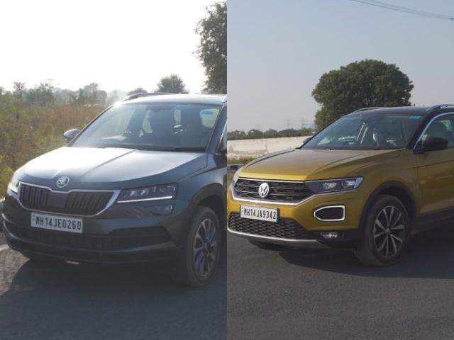 Video : Skoda Karoq Vs Volkswagen T-Roc: What's Different