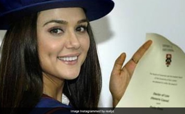 Photo of A Trip Down Memory Lane With Preity Zinta