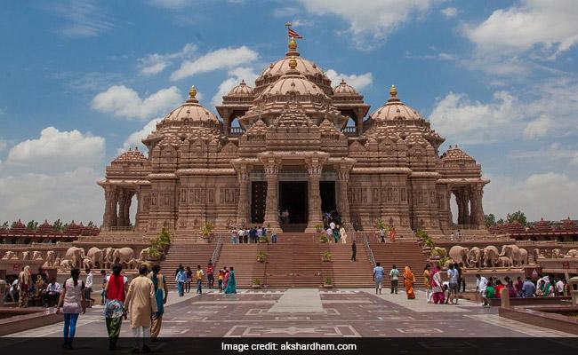 Delhi's Swaminarayan Akshardham Temple To Reopen On October 13