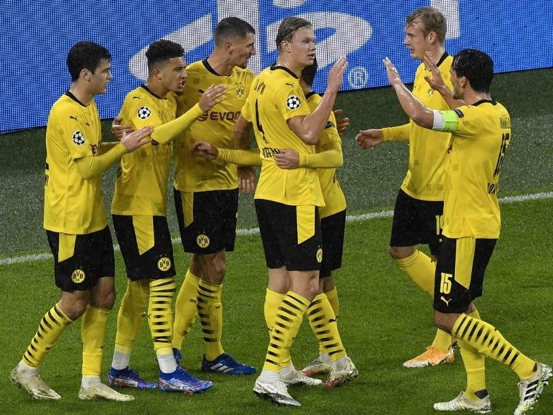 Champions League: Borussia Dortmund Edge Past Zenit St. Petersburg